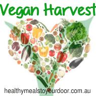 Vegan Harvest Meal Plan | www.healthymealstoyourdoor.com.au/beta