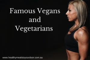 vegansandvegetarians