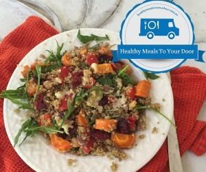vegetarian meals home delivered in brisbane